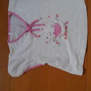 80㎝ 女児用 Tシャツ
