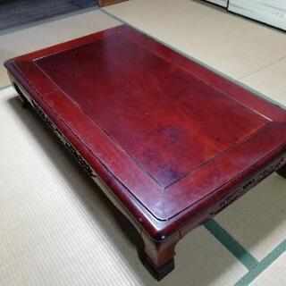 座卓の画像