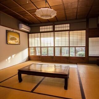 ■純日本風邸宅一軒家貸し■5DK&庭付き■敷地100坪■JR・京...