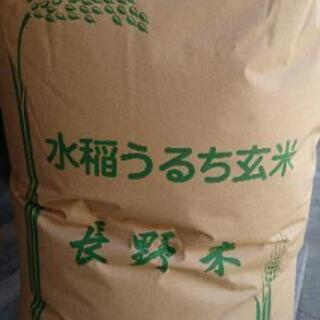 コシヒカリ玄米30キロ 令和元年米
