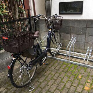 自転車スタンド4台用 お譲りします