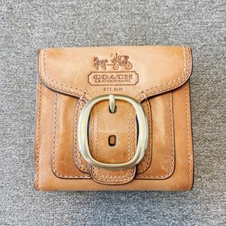 【新品・未使用】ビンテージ風 COACH コーチ 財布