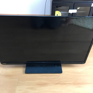 東芝レグザテレビ32型 ジャンク品