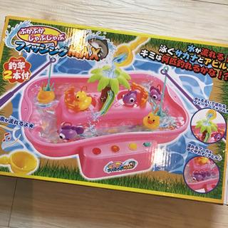 魚釣り おもちゃ ピンク キッズ 子供 アヒル フィッシングmax