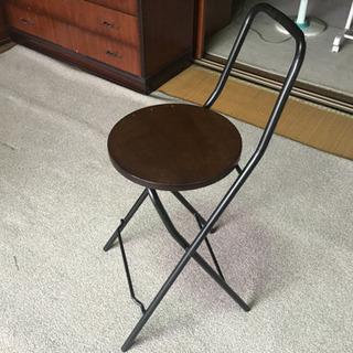 ちょっとイイ折りたたみ椅子