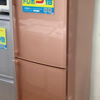 2ドア冷蔵庫 MITSUBISHI(ミツビシ) MR-H26R-...