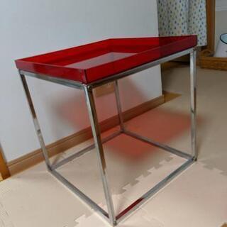 【ネット決済】アクリルテーブル