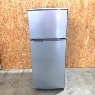 ☆SHARP SJ-H12B-S 2017年製 118L 冷蔵庫