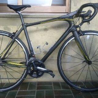 ロードバイク LOOK 675&MAVIC キシリウムエリートUST