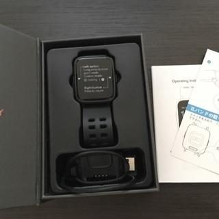 スマートウォッチ 腕時計 Yamay 一度充電のみ、未使用品。