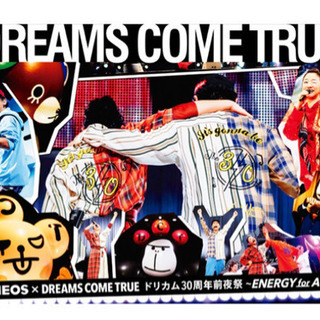 DREAMS COME TRUE/ENEOS×DREAMS CO...