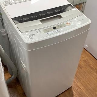 全自動洗濯機 AQUA(アクア) AQW-S45H 2020年製...