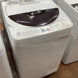 洗濯機 SHARP(シャープ) ES-GE60K 2010年製 ...