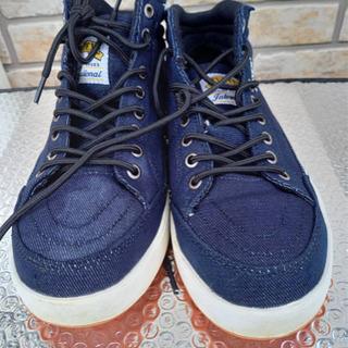 安全靴 25.5