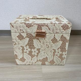 引取決定✿Francfranc メイクボックス 化粧箱の画像