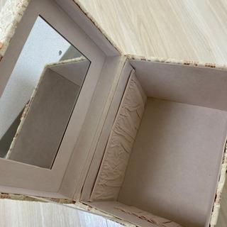 引取決定✿Francfranc メイクボックス 化粧箱 - 京都市