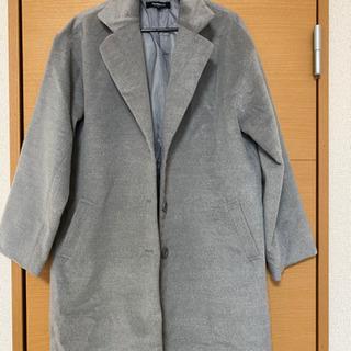 コート グレー
