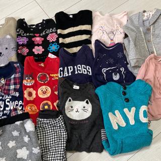 女の子80 冬服セット