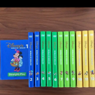 DWE ディズニー英語システム ストレートプレイ トークアロング...