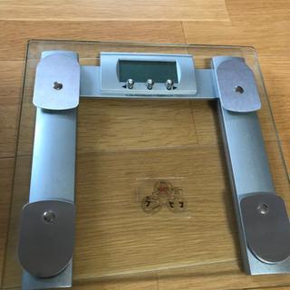 体重体脂肪計 used