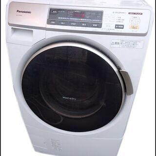 動作品/パナソニック◆ドラム式電気洗濯乾燥機/NA-VH3…
