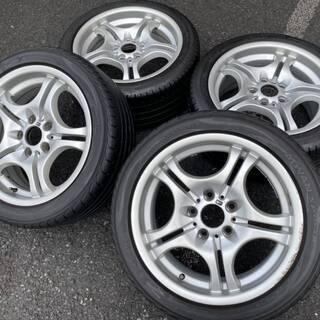 【ネット決済】BMW3シリーズ(E46)Mスポーツ純正 17イン...
