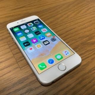 iPhone6 シルバーSIMフリー 64GB