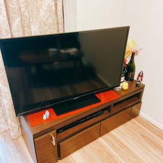テレビ TV 39インチ フルハイビジョン ビーズクッション付き
