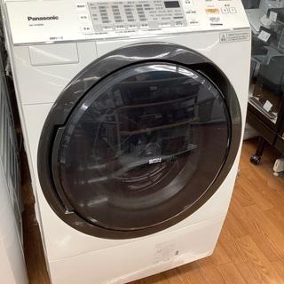 Panasonicドラム式洗濯乾燥機のご紹介です。