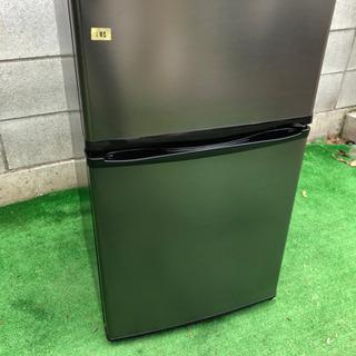 No.i81 2019年製maxzen 2ドア冷凍冷蔵庫90L