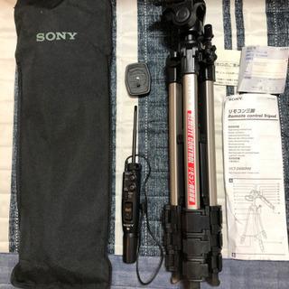 SONY VCT-D680RM 三脚