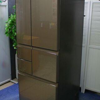 R1986) SHARP シャープ 6ドア冷凍冷蔵庫 474L ...