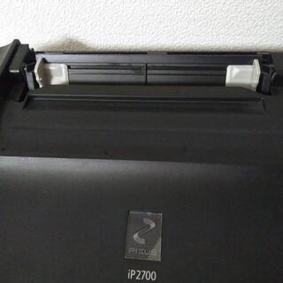 ジャンク:-)ip2700CANONプリンター - パソコン