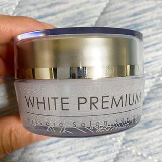 バストケアクリーム ホワイトプレミアム 美容 ケア用品