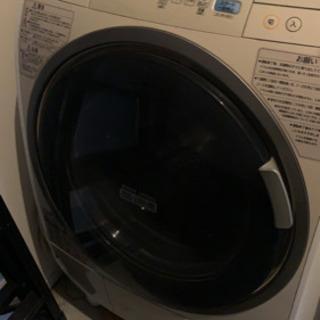 日立 ドラム式洗濯乾燥機 BDーV3400L  2011年製