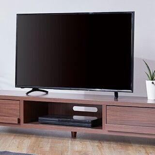 美品■テレビボード・ローボード・テレビ台・茶色180センチ