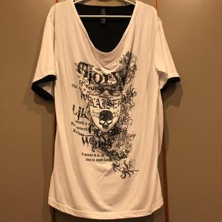 髑髏のシャツ