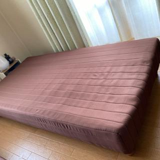 【お譲り先決まりました】ベッド譲ります!21日までに引き取り希望