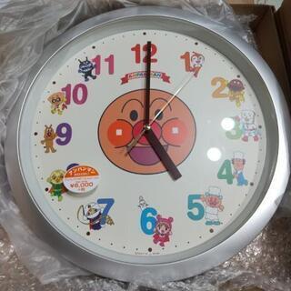新品未使用 アンパンマン壁掛け時計