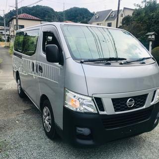 日産 NV 350 キャラバン 平成26年 14万キロ
