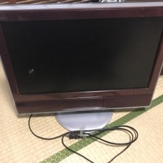 MITSUBISHI液晶カラーテレビ