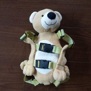 2in1  harness buddy 迷子防止ハーネス