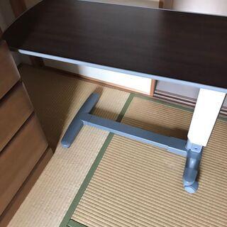 【ネット決済】パラマウントベッド ベッドサイドテーブル ガススプ...