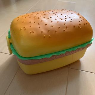 縦長ハンバーガー★ランチBOX