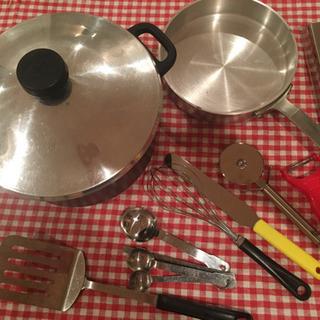 お料理道具