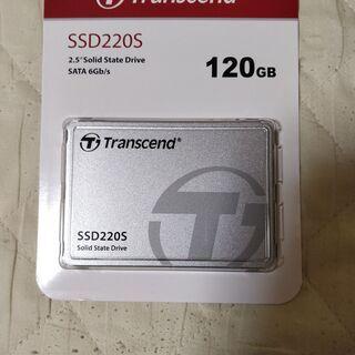新品 SSD 120GB