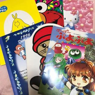 キャラクターノート(ジャンク含)7冊セット サンリオ レア