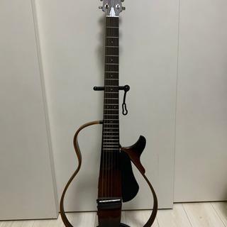 ヤマハ サイレントギター SLG200S TBS