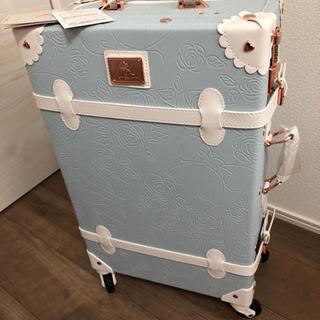 Uniwalker レディス スーツケース