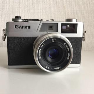 canonet28 フィルムカメラ